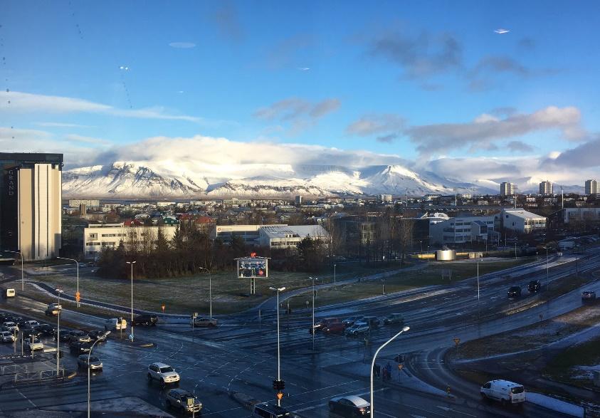 大使室より : 在アイスランド日...